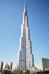 Burj Khalifa (DavidAvila Photography) Tags: portrait sky building colors architecture mall photography hotel nikon dubai day shadows famous uae clarity emirates khalifa arab definition balance continent hue burj tallest d3100