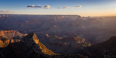 2016GCanyonCleans-1 (skiserge1) Tags: park travel sunset arizona sky cliff usa mountain southwest tourism nature rock america sunrise river point landscape outdoors view desert outdoor hiking south north scenic grand canyon erosion formation national destination rim