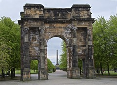 McLennan Arch (billmac_sco) Tags: monument architecture scotland glasgow