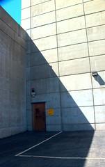 nuclear reactor side door (Merkwrdiglieben) Tags: nuclear mcclellan sacramento reactor afb alc