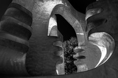 Elizabeth Strong-Cuevas (RobMatthews) Tags: groundsforsculpture elizabethstrongcuevas outdoorsculpture newjersey