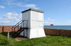 Watch house Rocky Island (DavidWF2009) Tags: northumberland seatonsluice watchhouse rockyisland