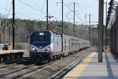 Amtrak636BaltimoreMD4-6-16 (railohio) Tags: amtrak trains baltimore maryland j3 040616 acs64 silverstar bwithurgoodmarshallairport