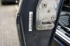LH door end (Pim Stouten) Tags: auto car restore vehicle jag restoration xjs jaguar macchina coup restauratie wagen pkw vhicule