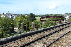 20150625 030 Plymouth. Viaduct Remains Of Branch To Plymouth Millbay
