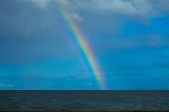 Rainbow (Jorge Hamilton) Tags: bahia brasil brazil praia do forte arco ris rainbow lua luar farol beach moolight jorgehamilton brandao brando