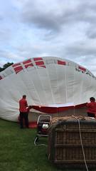 160619 - Ballonvaart Veendam naar Bellingwedde