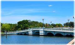 Snell Isle Bridge - St Petersburg, Florida (lagergrenjan) Tags: snell isle bridge st petersburg florida