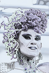 Da del Orgullo Gay 2.016... en 20 cm (Medusa) (Salvador Ruiz Gmez) Tags: gays lesbianas transexuales bisexuales dadelorgullogay valencia