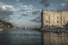 Dubrovnik Harbor (Kasimir) Tags: dubrovnik croatia croacia harbor sea water hdr desembarcodelrey kingslanding gameofthrones