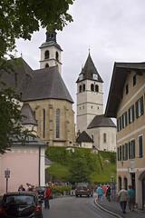Kitzbhel (Heidi Dressendoerfer) Tags: kitzbhel sterreich tirol kitzbheleralpen austria kirche