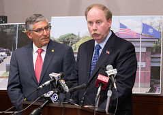 A Press Conference 2016-05-25 DMV Motor Voter (5 of 17) (srophotos) Tags: state senator westport redding len danbury sherman bethel weston wilton newcanaan ridgefield fasano newfairfield statesenatortoniboucher statesenatormichaelmclachlan ctdmvmotorvoter