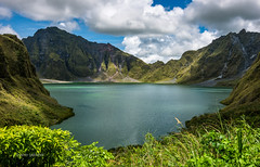 Pinatubo (pietkagab) Tags: pinatubo pampanga luzon philippines crater vilcano lake mountains mt landscape pietkagab piotrgaborek photography pentaxk5ii pentax travel trip trekking hike trek adventure asia