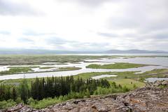 Iceland_Edits-32 (michkwon) Tags: road park trip travel blue circle golden iceland lagoon reykjavik ring adventure national waterfalls glaciers perlan geysir strokkur gullfoss thingvellir jokulsarlon akureyri vk godafoss skogafoss kerid hofn