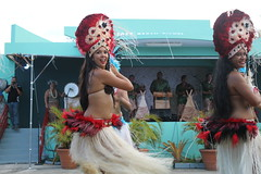 Cook Island Maori (reginalucy7) Tags: new art dance pacific culture zealand tahiti maori guam islanders tahitian fopa festpac2016