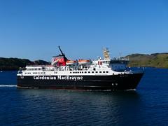 P1030996 Caledonian MacBrayne Ferry (Photos-Tony Wright) Tags: ferry island scotland boat may isleofmull oban mull 2016 macbrayne craignure caledonianmcbrayne