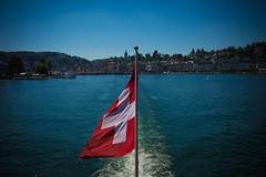 Schifffahrt auf dem Vierwaldstttersee (tobiaslackner) Tags: vierwaldstttersee luzern tobil see lake lucerne boat boot landscape landschaft lackner tobias