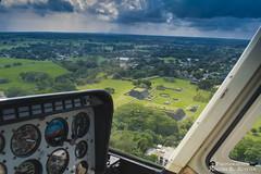 B206 Zempoala (rogersrincon2893) Tags: zona arqueologica helicoptero instrumentos de vuelo puerta pasajeros fotografia aerea nubes cielo