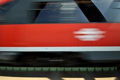 (gr0fuur) Tags: white black train photography blackwhite hungary budapest 42 vonat