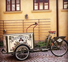Cargobikes and Bakfiets from Sweden