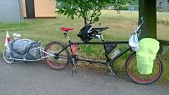 Holiday on the bike III 988km later (fotosin) Tags: bike ride tandem