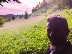 At the forest's edge (Raoul Pop) Tags: portrait romania ro raoul selfie judeulsibiu