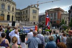 DSC_4098 (Nei til EU) Tags: stortinget eus 2016 demonstrasjon finanstilsyn