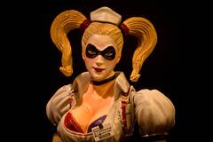 Harley Quinn (atari_warlord) Tags: actionfigure dccomics squareenix harleyquinn dcuniverse playartskai