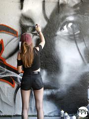 JPU street art (Frankhuizen Photography) Tags: street art netherlands festival graffiti eindhoven arena step sita 2016 jpu