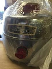 Mint (Vegan Feast Catering) Tags: vintage retro jug thermos