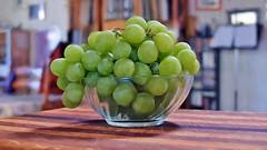 Organic Cotton Candy Grapes! (Jo-Monsoon Season I Hope!!!!) Tags: food green grapes cottoncandy vangogh