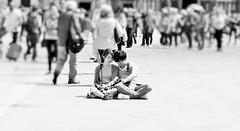 Just (Mango*Photography) Tags: street travel venice people white black travelling interesting photoraphy emotional giulia bergonzoni