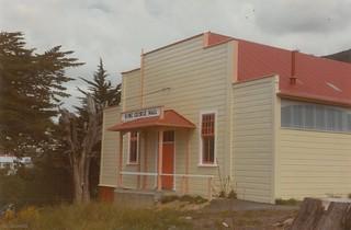 St Leonards Hall, 1982