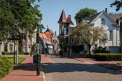 De Zilverstraat met midden in beeld 'het Kasteeltje'. (Sjoerd Veltman, Alkmaar) Tags: holland netherlands photography fotografie nederland alkmaar noordholland sjoerd 2016 veltman