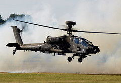 Apache (Bernie Condon) Tags: uk tattoo plane army demo flying team apache display aircraft aviation attack assault airshow boeing britisharmy westland airfield gunship ffd aac fairford riat raffairford airtattoo wah64 riat15 gunship12