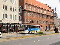 Neoplan N316, RPNV Sassnitz. (transport131) Tags: stralsund vvr bus autobus neoplan n316 rpnv sassnitz