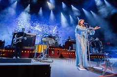Florence and the Machine - DTE Energy Music Theatre - Clarkston, MI - June 11th 2016