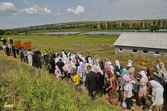 A cross procession from the village of Nikolskoe to the village of Adamovka / Крестный ход из Никольского в Адамовку (25)