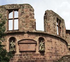 Dicker Turm (stanzebla) Tags: castles tour 17thcentury towers heidelberg schloss turm trme 16thcentury schlsser chteaux 1533 17jahrhundert 16jahrhundert friedrichvvonderpfalz ludwigvvonderpfalz