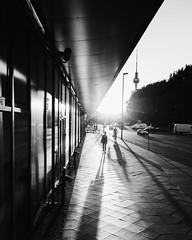 sunset / shadow (jnicht) Tags: shadow berlin silhouette lumix streetphotography schatten summilux strasenfotografie streetphotobw lumixlounge lumixgexperience