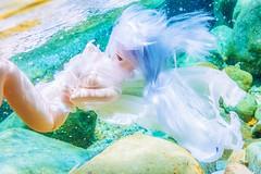 water flow (AZURE_TB) Tags: nikon underwater dollfiedream aw1 nikon1  dd