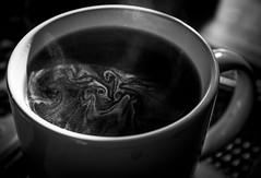2017_176 (Chilanga Cement) Tags: blackandwhite bw sun sunlight hot coffee sunshine fuji steam mug eddy xseries whorls x100 x100s x100t fujix100t