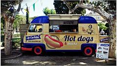 Perrito caliente---(Hot dogs) (# RAMN Mortadelo #) Tags: barcelona hotdog franfurt vehculo perritocaliente mortadelo65pp
