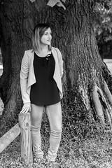 Clmence (deniscoeur) Tags: portrait 50mm lumire f18 arbre personne espace bois lumirenaturelle personnage lumiredujour mmorial canon70d sanceportrait lourdon