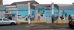 Street art / graffiti, Eastbourne, June 2016 (roger.w800) Tags: streetart graffiti eastbourne sussex seasidetown music musicians singer musicianswhodiedyoung amywinehouse elvispresley tupacshakur janisjoplin kurtcobain whitneyhouston michaeljackson bobmarley jimihendrix mural tribute johnlennon