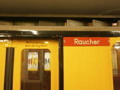 B2-Sonderfahrt 26.6.2016 -- 5 (Berliner U-Bahn) Tags: ubahnhof sonderfahrt b2 b2sonderfahrt u6 u7 berlinerubahn ubahn untergrundbahn ubahntunnel tunnel tunnelbauwerke abzweig abstellanlage gleisanlagen agubahn bvg berlin deutschland germany underground specialtour