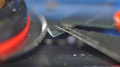 Klingen wetzen (nirak68) Tags: deutschland flickr lbeck cutter ger klingen werkzeuge woche19 178366 schleswigholsteinkreisfreiehansestadtlbeck 2016ckarinslinsede 52wochenfotochallenge