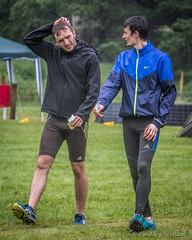 Rain Drenched Athletes (FotoFling Scotland) Tags: scotland argyll event lochlomond highlandgames luss graemelister lusshighlandgames lussgathering
