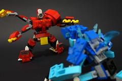 ctvskh02 (chubbybots) Tags: lego kaiju mech pacificrim mixels