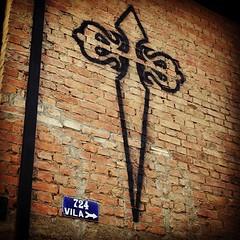 Adega Santiago (arnaldo degasperi) Tags: street santiago art graffiti design stencil arte urbana arno bebop adega arnaldo conceito degasperi